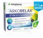 Arkorelax Stress Control Comprimés B/30 à Valenciennes