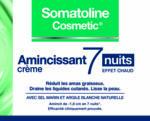 Acheter Somatoline Cosmetic Amaincissant 7 Nuits Crème 400ml à Valenciennes