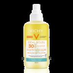 Acheter VICHY CAPITAL SOLEIL SPF30 Eau solaire hydratante Spray/200ml à Valenciennes