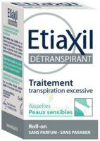 Etiaxil Aisselles Détranspirant Peau Sensibles Roll-on/15ml à Valenciennes
