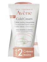 Avène Eau Thermale Cold Cream Duo Crème Mains 2x50ml à Valenciennes