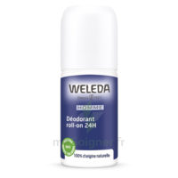 Weleda Déodorant Roll-on 24h Homme 50ml à Valenciennes