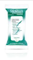 Saugella Antiseptique Lingette Hygiène Intime Paquet/15 à Valenciennes