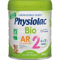 Physiolac Bio Ar 2 à Valenciennes
