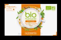 Nutrisanté Infusions Bio Tisane Digestion 20 Sachets à Valenciennes