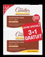 Rogé Cavaillès Savon Surgras Extra Doux Lait Et Miel 3x250g + 1 Offert à Valenciennes