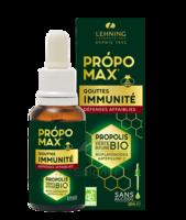 Lehning Propomax Immunité Propolis Verte Bio Extrait Sans Alcool Fl/30ml à Valenciennes