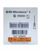 Bd Microlance 3, G25 5/8, 0,5 Mm X 16 Mm, Orange  à Valenciennes