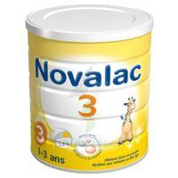 Novalac 3 Lait De Croissance B/800g à Valenciennes