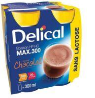 Delical Max 300 Sans Lactose, 300 Ml X 4 à Valenciennes