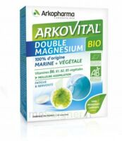 Arkovital Bio Double Magnésium Comprimés B/30 à Valenciennes