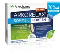 Arkorelax Sommeil Fort 8h Comprimés B/15 à Valenciennes