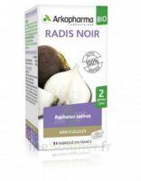 Arkogélules Radis Noir Bio Gélules Fl/40 à Valenciennes