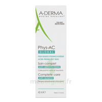 Aderma Phys'ac Global Soin Imperfection Sévères 40ml à Valenciennes