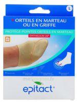 Protege-pointes Orteils En Marteau Epitact A L'epithelium 26 Taille L à Valenciennes