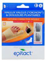 Orthese Corrective Double Epitact A L'epithelium Flex +26 Taille L Pied Gauche à Valenciennes