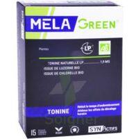 Synactifs Melagreen  Bio Gélules B/15 à Valenciennes