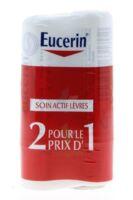 Lip Activ Soin Actif Levres Eucerin 4,8g X2 à Valenciennes