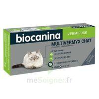 Biocanina Multivermyx Comprimés Vermifuge Chat B/2 à Valenciennes