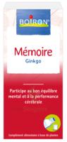 Boiron Mémoire Ginkgo Extraits De Plantes Fl/60ml à Valenciennes