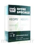 Keops Deodorant Bille Peaux Fragiles Lot De 2 à Valenciennes