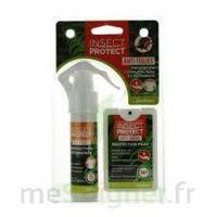Insect Protect Spray Peau + Spray VÊtements Fl/18ml+fl/50ml à Valenciennes