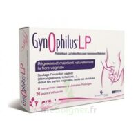 Gynophilus Lp Comprimés Vaginaux B/6 à Valenciennes