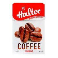 Halter Sans Sucre Bonbon Café B/40g à Valenciennes