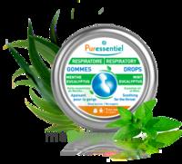 Puressentiel Respiratoire Gommes Menthe-eucalyptus Respiratoire - 45 G à Valenciennes