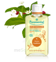 Puressentiel Articulations & Muscles Huile De Massage Bio** Effort Musculaire - Arnica - Gaulthérie - 100 Ml à Valenciennes