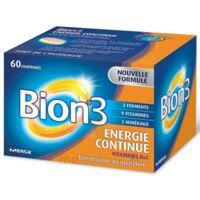Bion 3 Energie Continue Comprimés B/60 à Valenciennes