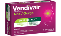 Vendivair Nez/gorge Comprimés Jour Et Nuit B/12+4 à Valenciennes