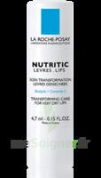 Nutritic Stick Lèvres Sèche Sensibles 2 Etui/4,7ml à Valenciennes