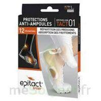 Epitact Sport Protections Anti - Ampoules Epitheliumtact 01, Bt 4 à Valenciennes