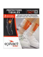 Epitact Sport Protections Tibiales Epitheliumtact 03, Bt 2 à Valenciennes