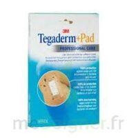 Tegaderm + Pad, 9 Cm X 10 Cm , Bt 5 à Valenciennes