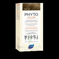 Phytocolor Kit Coloration Permanente 7.3 Blond Doré à Valenciennes
