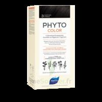 Phytocolor Kit Coloration Permanente 3 Châtain Foncé à Valenciennes