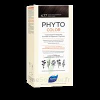 Phytocolor Kit Coloration Permanente 4.77 Châtain Marron Profond à Valenciennes