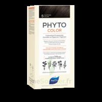 Phytocolor Kit Coloration Permanente 5 Châtain Clair à Valenciennes