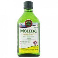 Mollers Huile De Foie De Morue Solution Buvable Citron 250ml à Valenciennes