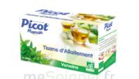 Picot Maman Tisane D'allaitement Verveine 20 Sachets à Valenciennes