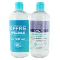 Jonzac Eau Thermale Rehydrate Eau Micellaire Hydratante Visage Et Yeux 2*500ml à Valenciennes