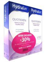 Hydralin Quotidien Gel Lavant Usage Intime 2*200ml à Valenciennes