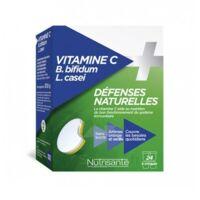 Nutrisanté Vitamine C+probiotiques Comprimés à Croquer 2*t/12 à Valenciennes