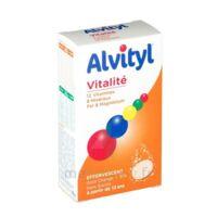 Alvityl Vitalité Effervescent Comprimé Effervescent B/30 à Valenciennes