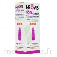 Neovis Total Multi S Ophtalmique Lubrifiante Pour Instillation Oculaire Fl/15ml à Valenciennes