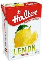 Halter Sans Sucre Bonbon Citron B/40g à Valenciennes