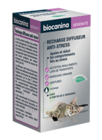 Biocanina Recharge Pour Diffuseur Anti-stress Chat 45ml à Valenciennes