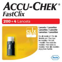 Accu-chek Fastclix Lancettes B/204 à Valenciennes